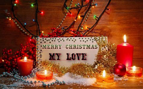 christmas love wallpaper  pictures