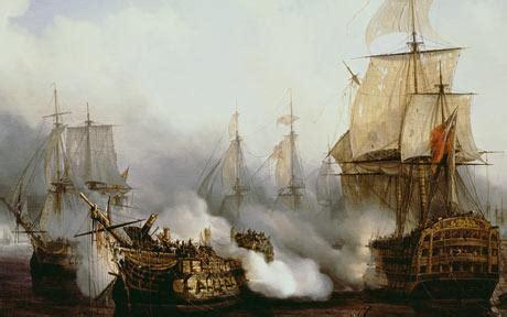 las cartas de trafalgar las letras de la historia recuerdos de una batalla espejo de navegantes