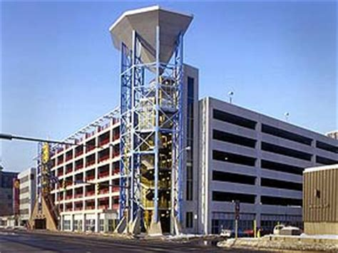 City Of Rochester Parking Garages city of rochester high falls garage