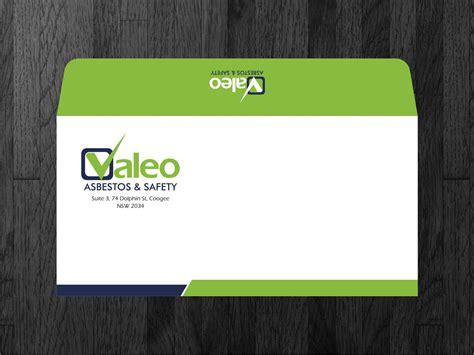 design envelopes online elegant playful envelope design for valeo asbestos
