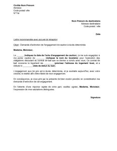 Exemple De Lettre Garant Appartement Modele Document Garant Location Appartement