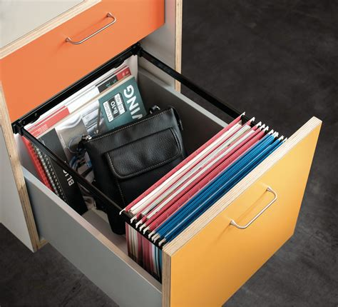 file drawer hardware kit file frame kit for wood or metal drawers in the h 228 fele