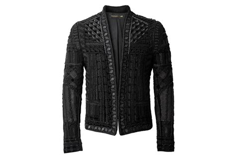 1 Jacket M A Colection balmain x h m complete collection with price list swankism