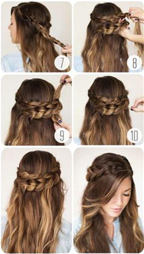 braided hairstyles tumblr tutorials hair tutorials on pinterest hair tutorials wrap around