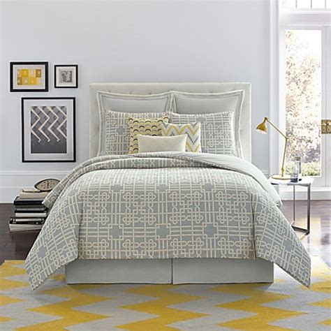 real simple bedding real simple 174 savannah comforter set bed bath beyond