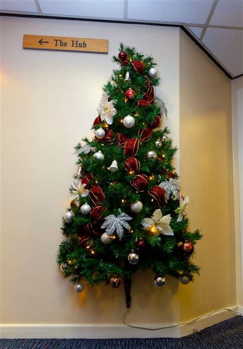 christmas tree saver recipe best 25 half tree ideas on burlap tree skirt burlap tree skirt diy and
