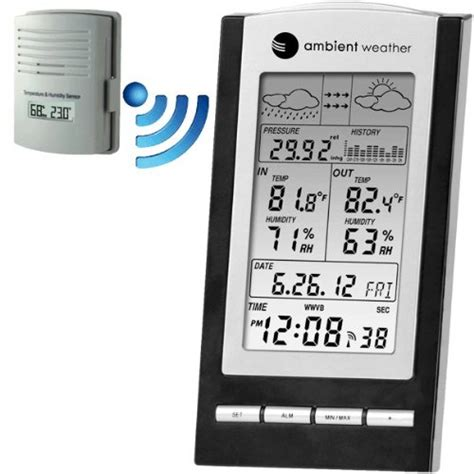 in stock buy ambient weather ws 1172 temperature calibration