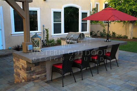 kitchen bbq island designs bbq san diego landscaper western outdoor design build bbq island outdoor kitchens a barbeque