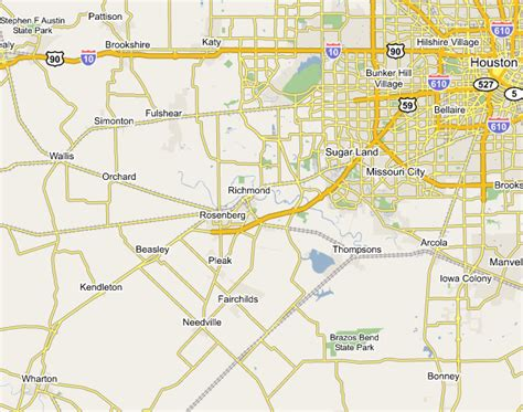 map of wharton texas kingsland properties