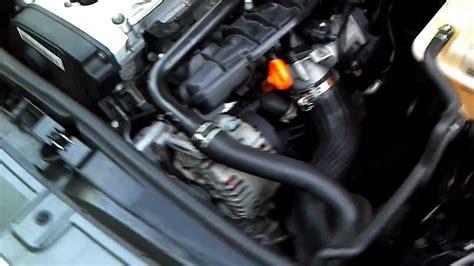 motor repair manual 2012 audi tt electronic valve timing audi engine pcv noise m4v youtube
