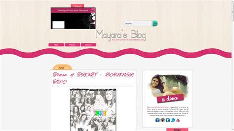 templates blogger personalizados sweet templates mayara s blog personalizado