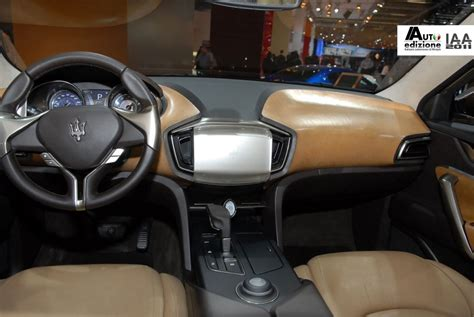 maserati spa interior maserati kubang concept deception et indignation blog