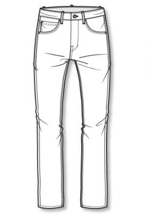 jeans pattern for illustrator pin by payhip com patternmaking on fashion learning