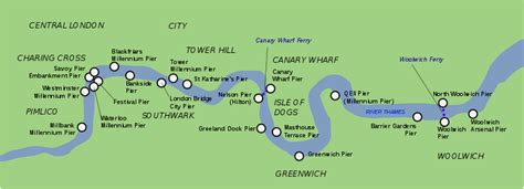 thames river ks2 the gallery for gt river thames map for kids