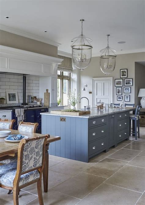 blue kitchen island best 25 light blue kitchens ideas on bright