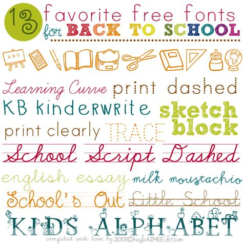 back to school lettering or school font related keywords suggestions school font