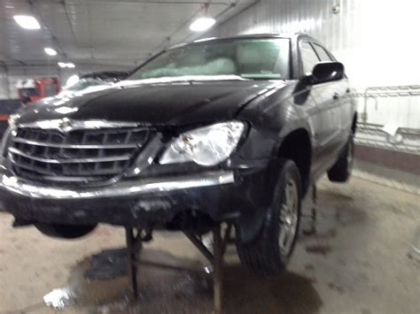 2007 Chrysler Pacifica Tire Size by 2007 Chrysler Pacifica Compact Spare Tire Wheel 18x4