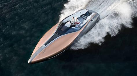 lexus awards lexus sport yacht concept wint award lexus nl