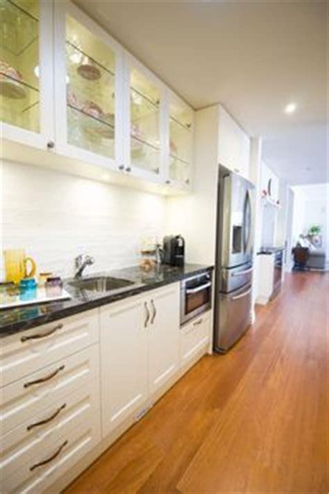 Traditional Kitchen Walk Through Pantry Display Cabinets Walk Through Kitchen Designs