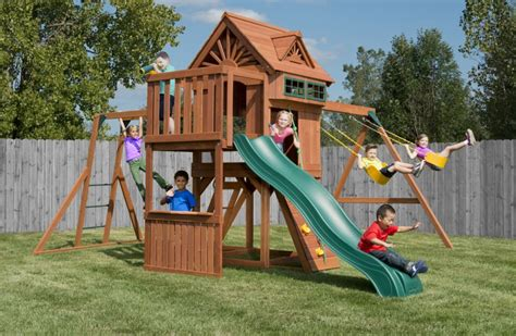 wooden swing sets with monkey bars outdoor swingset with monkey bars high flyer monkey bars
