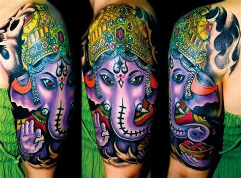 ganesha tattoo cultural appropriation as they say in italian tatuaggio di ganesha beautiful