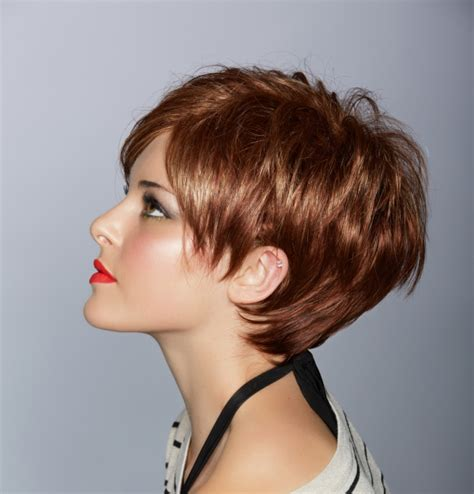 Women's Short Hairstyles   Fashion Female