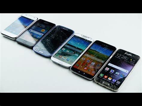 Samsung S1 1 8 samsung galaxy s6 vs s5 vs s4 vs s3 vs s2 vs s1 drop test