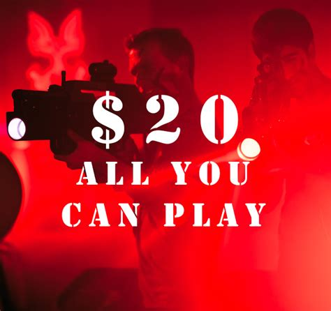 you can play 20 all you can play