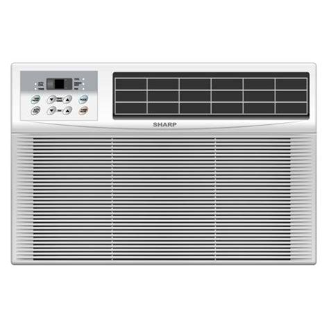 sharp comfort touch air conditioner sharp af q80rx 8000 btu window air conditioner unit