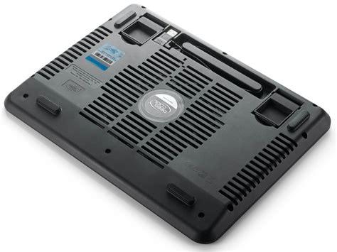 Deepcool N17 Notebook Laptop Cooling 14 deepcool n17 14 quot notebook cooler green n17 green mwave au