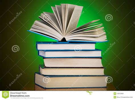 stack of books against background royalty free stock