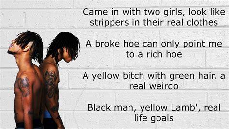 black beatles lyrics rae sremmurd black beatles ft gucci mane lyrics on