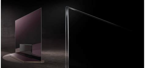 best oled tv lg oled tv design the best looking tvs in the world lg usa