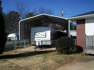 Rv Metal Carports For Sale Southern Rv Cover Packages