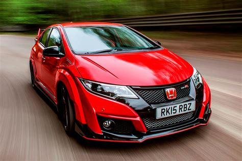 Fastest Honda by Fastest Honda Civic Type R Is Greenest Yet