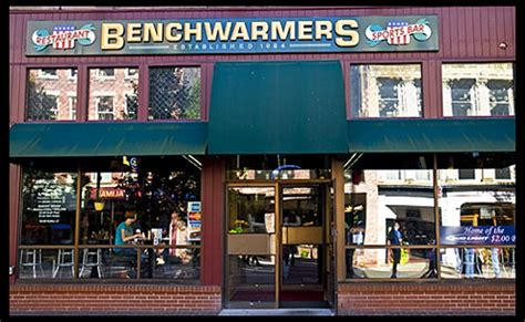 bench warmers bar benchwarmers restaurant and sports bar ithaca places