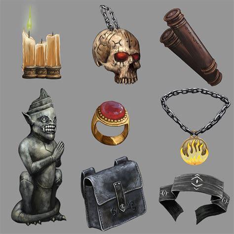 Magic Giveaways - magic items algadon 1 by seraph777 on deviantart