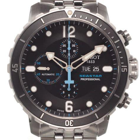tissot sale tissot seastar watches for sale chronext