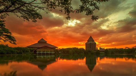 university  indonesia hd wallpaper background image