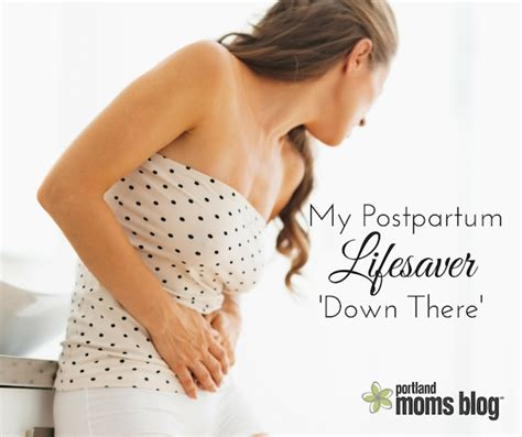 Physical Therapy Giveaways - pelvic physical therapy my postpartum lifesaver down there