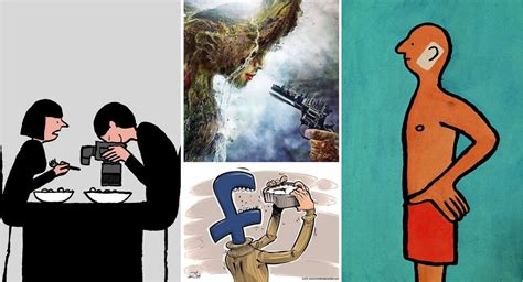 Technology Detox Illustrations by How Addiction To Technology Is Taking Our Lives In