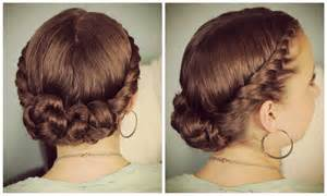 Flat twist updo hairstyles 10 easy twist hairstyles