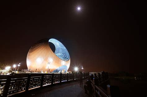 designboom similar websites wuxi wanda cultural city s exhibition center resembles