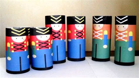 How To Make A Paper Soldier - small paper soldiers