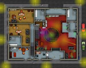 Rpg Floor Plans grudge monster nightclub modern map