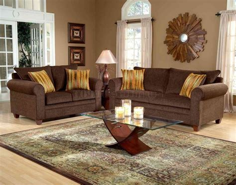Curtain Ideas For Brown Living Room Creditrestore With Chocolate Brown Sofa Living Room Ideas