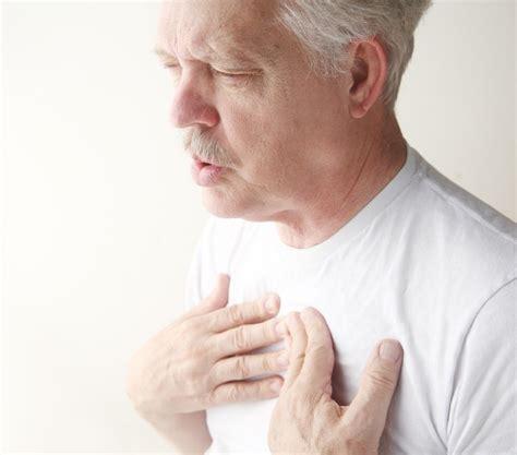 trouble breathing back when breathing