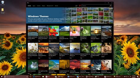 themes bookstore windows 10 creators update review pcworld