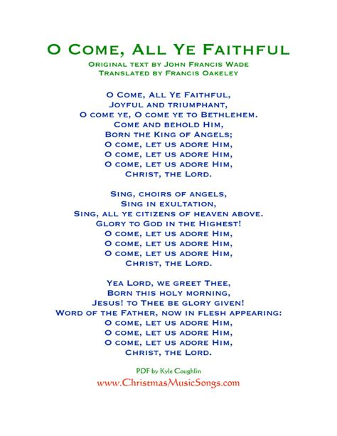 printable lyrics com search results for have a merry christmas lyrics pdf