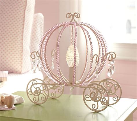Urban Barn Make Room Surlalune Fairy Tales Blog Princess Carriage Light And